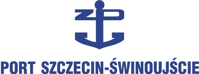 logo Port Szczecin-Swinoujscie napis big