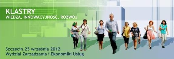 Konferencja Klastry – wiedza, innowacyjność, rozwój