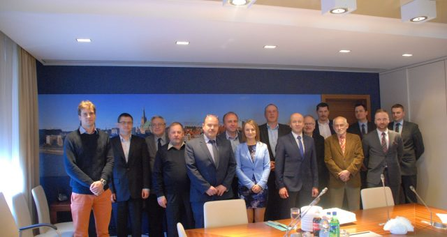 Uroczyste Zgromadzenie Partnerów Klastra Morskiego Pomorza Zachodniego