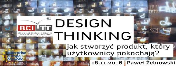"""""""Design thinking – jak stworzyć produkt, który użytkownicy pokochają?"""