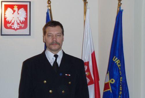 Kpt. żw dr inż Janusz Markiewicz