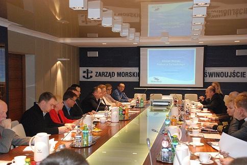 Zgromadzenie Partnerów Klastra Morskiego Pomorza Zachodniego