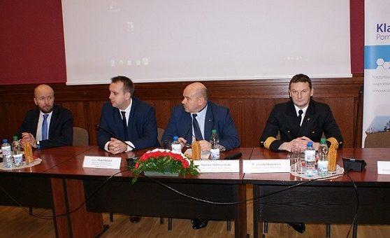 """Konferencja """"Szczecin i Świnoujście – perspektywy rozwoju portów Pomorza Zachodniego"""""""