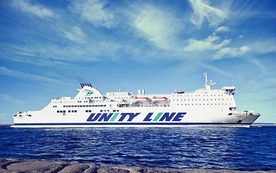 Unity Line Limited dołączyło do Klastra Morskiego Pomorza Zachodniego!