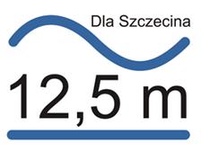 """Modernizacja toru wodnego Świnoujście – Szczecin do głębokości 12,5 m"""" – strona internetowa"""