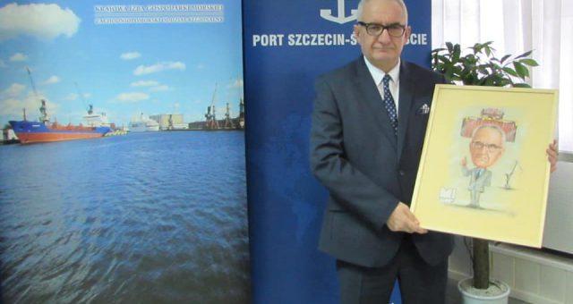 Poznajmy się ! Spotkanie z Krzysztofem Urbasiem Prezesem Zarządu Morskich Portów Szczecin i Świnoujście