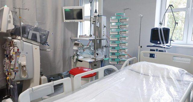 Szpital Unii Lubelskiej zakupi sprzęt do szybszego wykrywania COVID-19, dzięki ZMPSiŚ, PT i MSR Gryfia.