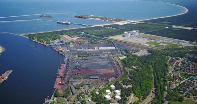 Świnoujście. Transport intermodalny jedną z podstaw koncepcji terminalu kontenerowego