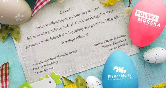 Najlepsze życzenia z okazji Świąt Wielkanocnych