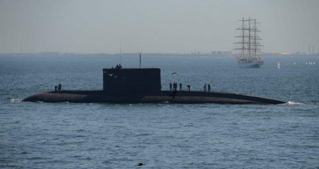 Intensywne szkolenie morskie jednostek 3. Flotylli Okrętów