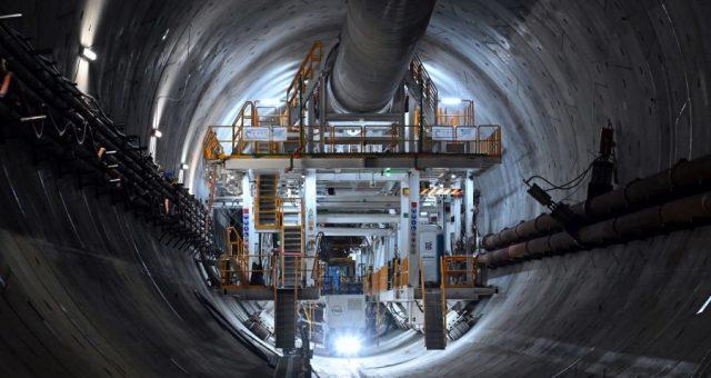 Ponad 400 metrów tunelu w Świnoujściu gotowe. Wkrótce drążenie pod Świną