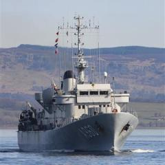 Okręty NATO z wizytą w Szczecinie