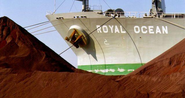 Port Świnoujście. Wzrost przeładunków rudy żelaza