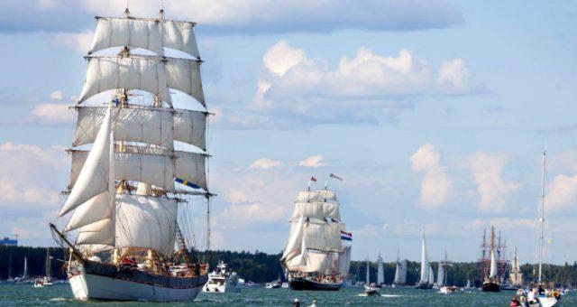 """""""Żagle 2021"""" zamiast finału The Tall Ships' Races"""