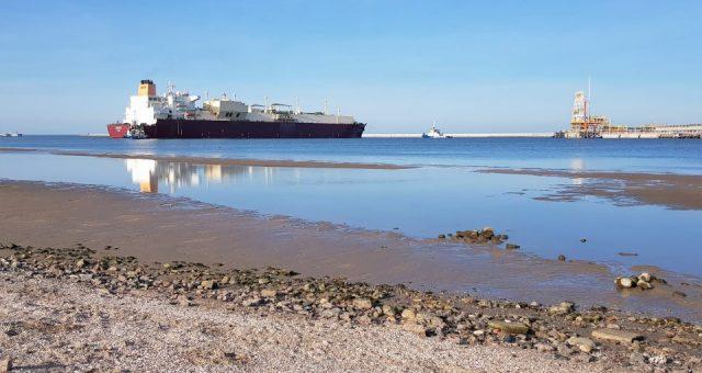 5 lat dostaw do Terminalu LNG w Świnoujściu i 130 dostawa LNG do Świnoujścia!