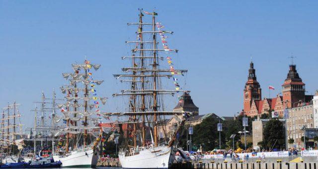 """The Tall Ships Races"" odwołane"