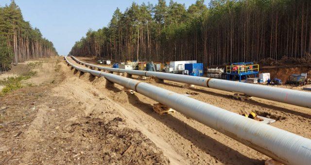 Szczerski: prezydent Duda rozmawiał z premier Danii o dokończeniu Baltic Pipe