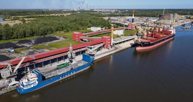 Port w Policach w przełomowym etapie rozwoju!
