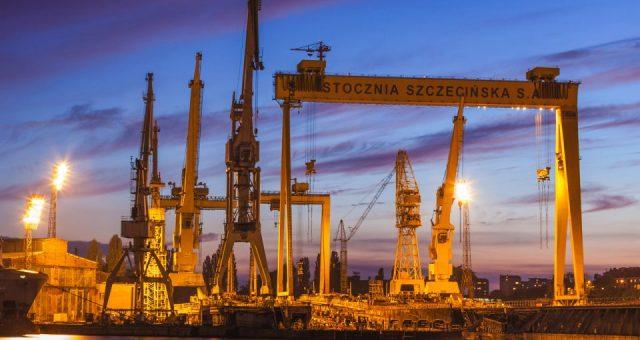 Odtwarzanie szczecińskiej stoczni. Budowa promów będzie kontynuowana