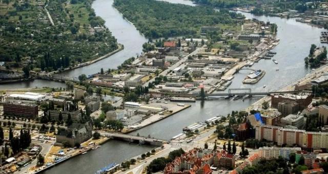 Komunikat Regionalnego Zarządu Gospodarki Wodnej w Szczecinie dotyczący żeglugi