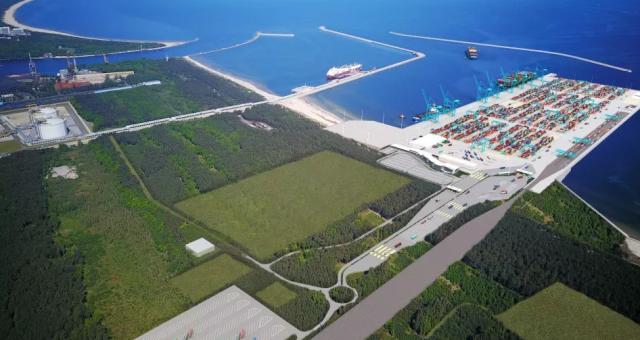 Znaczenie głębokowodnego terminalu kontenerowego w Świnoujściu dla systemu HNS