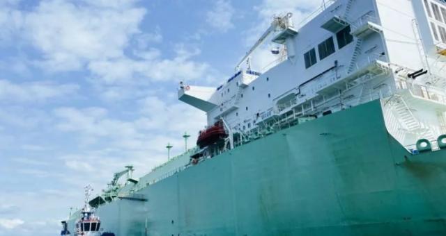 Dwudziesta pierwsza w tym roku dostawa LNG dotarła do Terminalu LNG w Świnoujściu