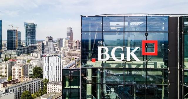 Prezes BGK: Fundusz Trójmorza zgromadził już około miliarda euro