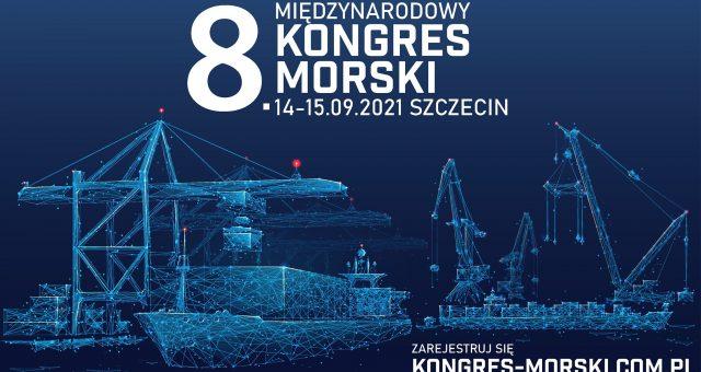 Transmisja na żywo 8. Międzynarodowego Kongresu Morskiego