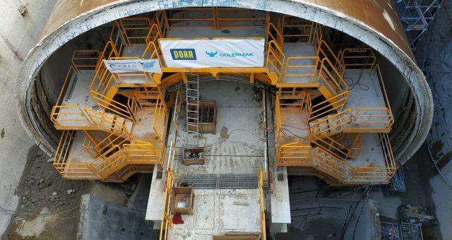 Co się dzieje na budowie tunelu pod Świną? Zobaczcie sami